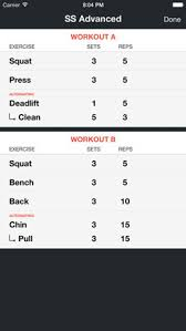 5 iphone apps for starting strength