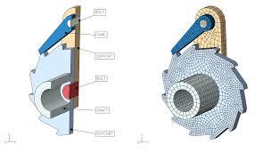 Ratchet Mechanism Design Impact Analysis Of A Pawl Ratchet Device
