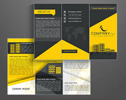 Ebrochure Template How To Create A Brochure Template In Photoshop