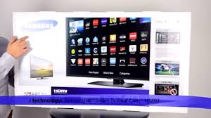 tv 40. samsung 40\u0027\u0027 inch smart tv dual core model 2016, slim frame h5203 - youtube 40