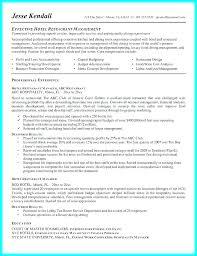 Good Sample Hotel Manager Resume Or Restaurant Manager Resume Job