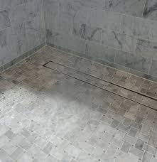 concrete floor drain shower floor drain installation how to replace a shower drain in concrete tile ready shower pan
