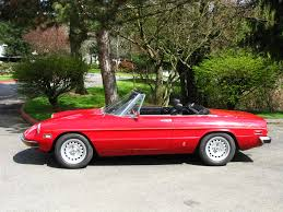 THIS is how a Duetto should sit... - Page 2 - Alfa Romeo Bulletin ...