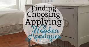 wood appliques for furniture. Plain Furniture Wood Applique How To In Appliques For Furniture P