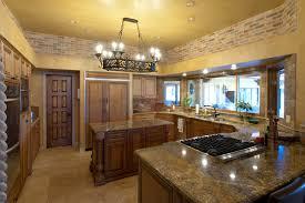 Iron Kitchen Island Chandelier traditional-kitchen