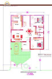 wonderful design ideas 3 house plans 2000 square feetkerala 2