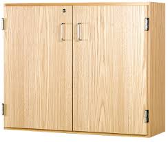 Wall Of Storage Cabinets Wall Mounted Storage Cabinet 48 Wide