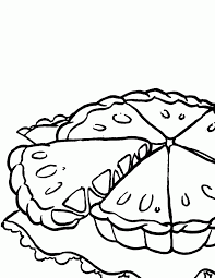 Small Picture Apple Pie Coloring Page Kids Coloring
