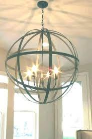 wood metal globe chandelier orb light and spherical uk wooden orb lighting
