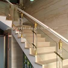 crystal glass stairs railings staircase designs indoor outdoor balcony railing stair on group deck systems cost