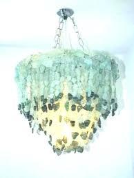 sea glass chandelier sea glass chandelier chandeliers gull lighting shade ideas sea glass chandelier neopets sea glass chandelier