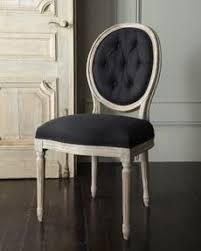 two black linen chairs horchow find this pin and more on black upholstery by dilara kucuk natural dining table