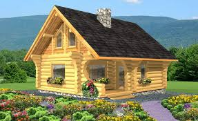 Small Picture Log Cabin Plans 2 BDR Log Ranchers Package Plans BC