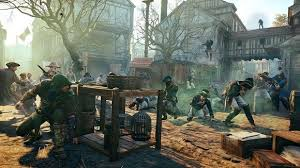Assassin's creed 3 is the latest title in the assassin's creed series and this is the third major installment of the series after assassin's creed 2. Assassin S Creed Unity Pc Screenshot Www Asovux Com 3 Assassins Creed Unity Reloaded Assassins Creed Assassins Creed Unity Assassin S Creed