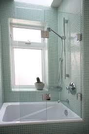 shower door of canada inc bathtub enclosures doors toronto within frameless glass tub design 9