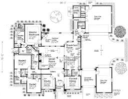 3000 sq ft house plans 1 story unique 3000 square foot house plans single story image