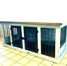 diy dog crate dog crate end table dog kennel table dog kennel crate kennel table built