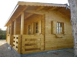 Chalet Habitable De Loisirs 40m2 En Bois En Kit