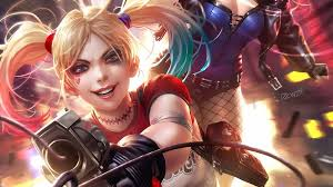 Follow us for regular updates on awesome new wallpapers! Harley Quinn 4k Wallpaper 4 2094