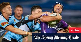 The sharks looked to a sidelined member of their squad for inspiration as they stormed to a tight win over brisbane on saturday. Nrl 2021 Round Eight Live Updates Melbourne Storm Take On Cronulla Sharks Brisbane Broncos Face Gold Coast Titans 247 News Around The World