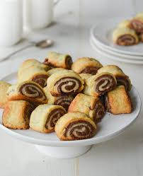 chocolate rugelach once upon a chef