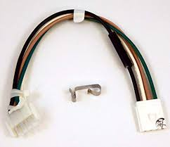 amazon com viking ice maker wire harness kit part 002253 000 ice maker wiring harness thermal fuse at Ice Maker Wiring Harness