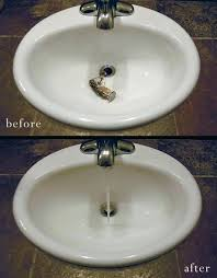 bathroom sink snake clogged bathroom sink remedy how to unclog your bathroom sink homemade remedy to