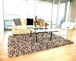 large plush rug area inspirational red soul ivory of best picture rugs fluffy architecture white