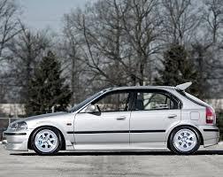 Anyone ever seen an EK sedan hatch? Now you have. : Honda