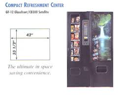 Soda Vending Machine Dimensions Impressive Snack And Soda Combo Vending Machines Full Size Electrical Vending