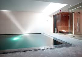 basement pool. Plain Basement Clever Use Of Lighting In A Basement Swimming Pool Intended Basement Pool O