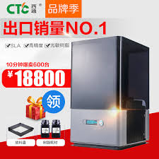 get quotations west 3d printing sla light curing machine home diy 3d printer with high precision 3d