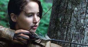 is there an anti hunting scene in the new hunger games movie
