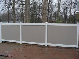 Image Pvc Vinyl Buyvinylfencecom Livonia Vinyl Fence Installation Repair Galaxy Fence Services