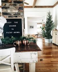 Christmas Living Room Decorating Ideas Best Inspiration LETTERBOARD Pinterest Paint Stain