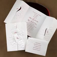 wedding invitations with hearts interlocking hearts invitation anns bridal bargains