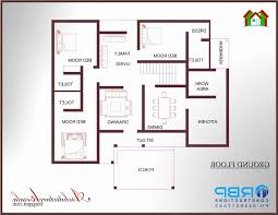 High Quality House Plan Kerala 3 Bedrooms Best Of 3 Bedroom Small House Plans Kerala  Image Of Local Worship