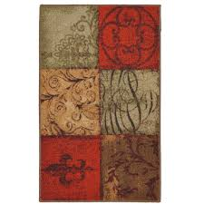 Red Rugs For Kitchen Kitchen Red Persian Rug Superb Kitchen Rugs Walmart 3 Red Wool