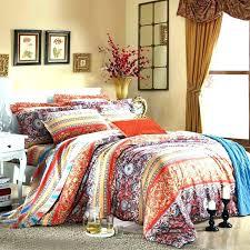 boho bedding bedding set queen