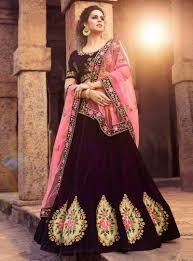 Designer Lehenga Catalogue Check Out The Online Collection Of Lehenga Choli In The