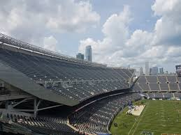 Soldier Field 300 Level Grandstand Football Seating