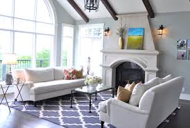 Pottery Barn Living Room Living Room Design A Refresh In Alberta With Pottery Barn
