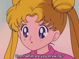 Image result for sailor moon tumblr