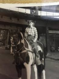 Gloria McGill, owner since 1967 - Picture of Chateau Stables/ NYC ...