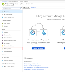 No Credit Check Light Companies Pay For Azure Subscriptions By Invoice Microsoft Docs