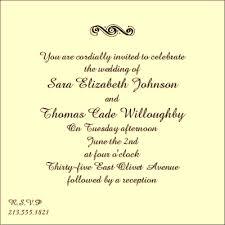 wedding invitation etiquette and wedding invitation wording | 21st ... via Relatably.com