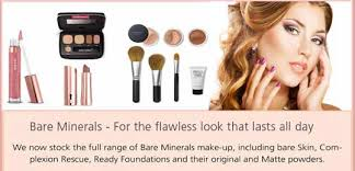 100 pure bare minerals is make up that performs like skincare free of preservatives talc oil wa and fragrance bare minerals is a dream e true