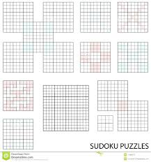 Sudoku Template Awesome Sudoku Grid Template Elaboration Example Resume Ideas