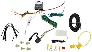 upgraded circuit protected modulite with 4 pole harness and hardwire Trailer Wiring Diagram at 1999 Lexus300rx Trailer Wiring Harness