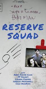 Reserve Squad (2018) - Derek McDonnell as Morph - IMDb